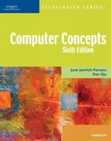 Cover image for Computer concepts : illustrated complete