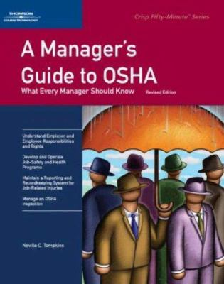 Cover image for A manager's guide to OSHA what every manager should know