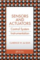 Cover image for Sensors and actuators : control cystem instrumentation