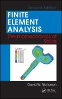 Cover image for Finite element analysis : thermomechanics of solids