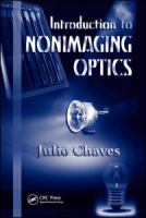 Cover image for Introduction to nonimaging optics
