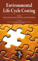 Cover image for Environmental life cycle costing