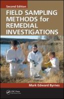 Cover image for Field sampling methods for remedial investigations