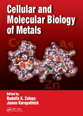 Cover image for Cellular and molecular biology of metals
