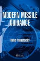 Cover image for Modern missile guidance