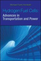 Cover image for Hydrogen and fuel cells : advances in transportation and power
