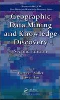 Cover image for Geographic data mining and knowledge discovery