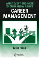 Cover image for What every engineer should know about career management
