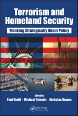 Cover image for Terrorism and homeland security : thinking strategically about policy