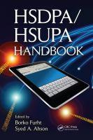 Cover image for HSDPA/HSUPA handbook
