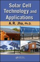 Cover image for Solar cell technology and applications
