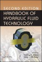 Cover image for Handbook of hydraulic fluid technology