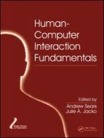 Cover image for Human-computer interaction : fundamentals