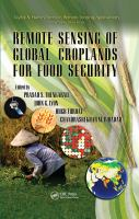 Cover image for Remote sensing of global croplands for food security