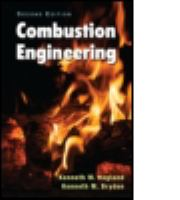 Cover image for Combustion engineering