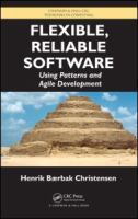 Cover image for Flexible, reliable software : using patterns and agile development