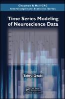 Cover image for Time series modeling of neuroscience data