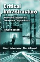 Cover image for Critical infrastructure : homeland security and emergency preparedness