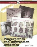 Cover image for Fingerprints and impression evidence