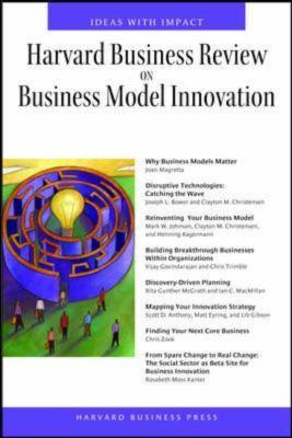 Cover image for Harvard business review on business model innovation