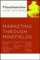 Cover image for Marketing through minefields