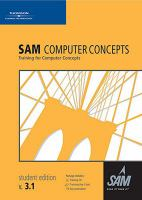 Cover image for SAM computer concepts training for computer concepts