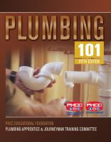 Cover image for Plumbing 101