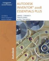 Cover image for Autodesk inventor 2008 essentials plus