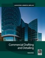 Cover image for Commercial drafting and detailing