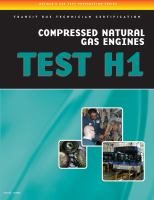Cover image for Specifications for transit bus. Compressed natural gas engines (Test H1)