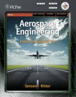 Cover image for Aerospace engineering : from the ground up