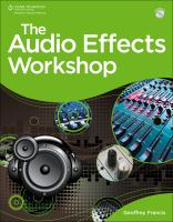 Cover image for The audio effects workshop