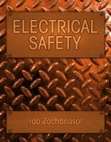 Cover image for Electrical safety