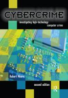 Cover image for Cybercrime : investigating high-technology computer crime