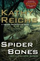 Cover image for Spider bones