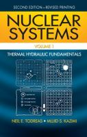 Cover image for Nuclear systems