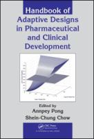 Cover image for Handbook of adaptive designs in pharmaceutical and clinical development