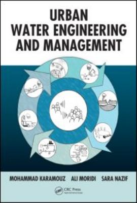 Cover image for Urban water engineering and management