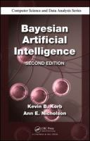 Cover image for Bayesian artificial intelligence
