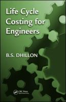 Cover image for Life cycle costing for engineers