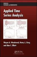 Cover image for Applied time series analysis