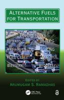 Cover image for Alternative fuels for transportation