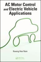 Cover image for AC motor control and electric vehicle applications