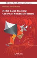 Cover image for Model-based tracking control of nonlinear systems