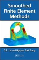Cover image for Smoothed finite element methods