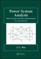 Cover image for Power system analysis : short-circuit load flow and harmonics