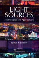 Cover image for Light sources : technologies and applications