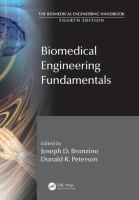 Cover image for Biomedical engineering fundamentals