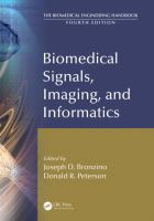 Cover image for Biomedical signals, imaging, and informatics