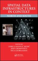 Cover image for Spatial data infrastructures in context : north and south